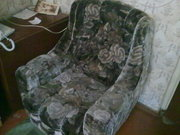 Мягкая мебель диван 3 местный + 2 кресла СРОЧНО!!!!!!!