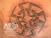 Художественная татуировка в Омске
