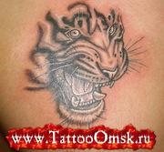 Татуировка,  тату в Омске