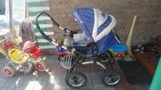 коляска трансформер