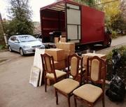 Перевозка мебели в Омске Заказ Газели