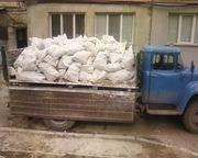 Вывоз мусора. Ручная уборка снега в Омске