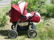 Продается коляска зима-лето серия Princessa 4000 руб.