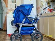 Продаётся коляска-трансформер, зима-лето.